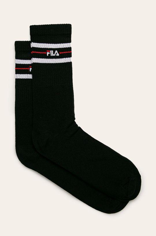 čierna Fila - Ponožky (3 pack) Pánsky