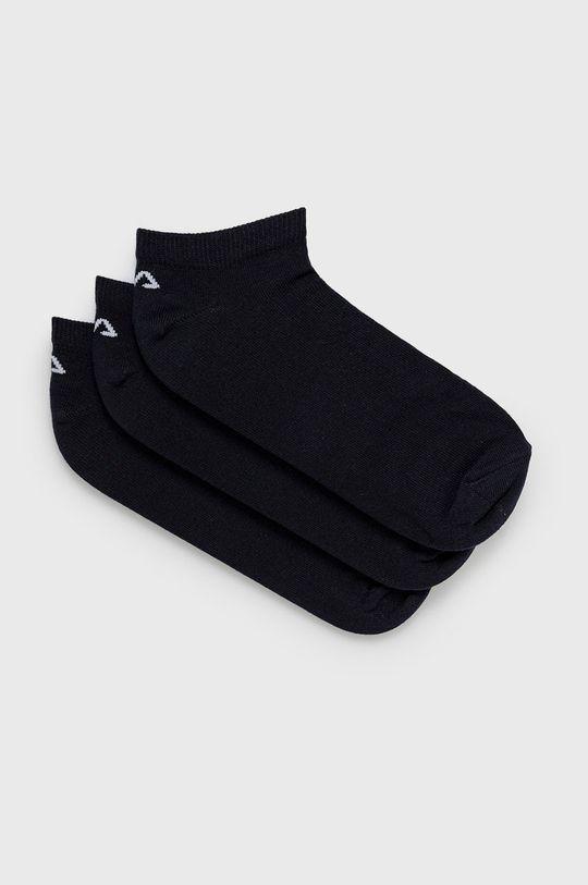 tmavomodrá Fila - Ponožky (3-pak) Pánsky