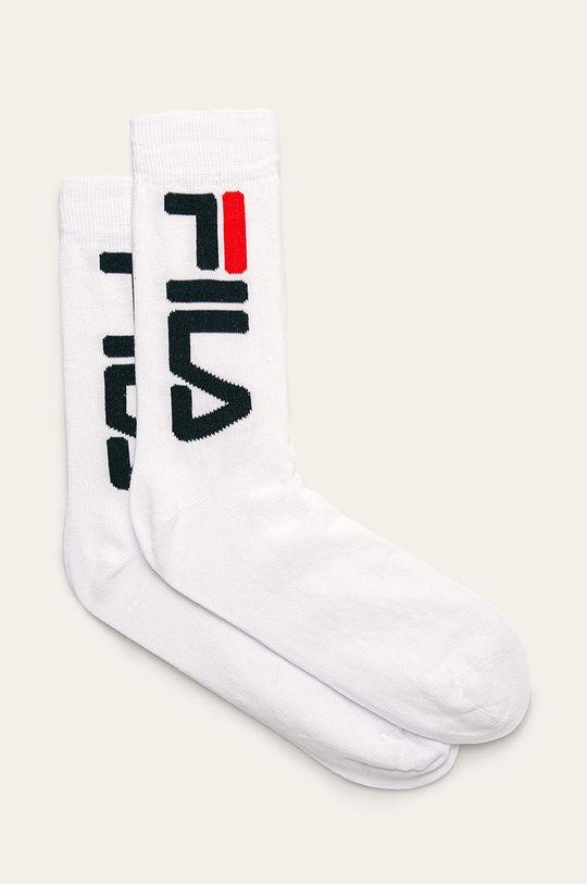 biela Fila - Ponožky (2 pack) Pánsky
