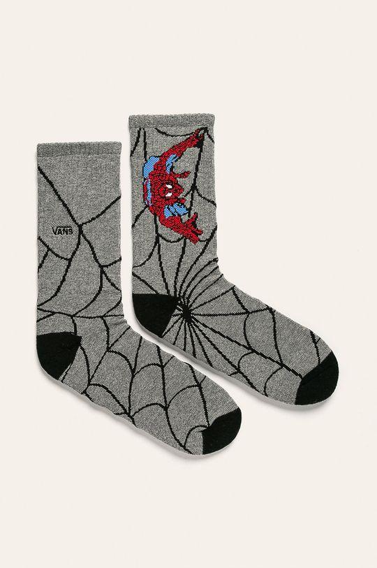 sivá Vans - Ponožky Pánsky