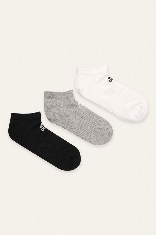 vícebarevná adidas Performance - Ponožky (3-pack) Pánský