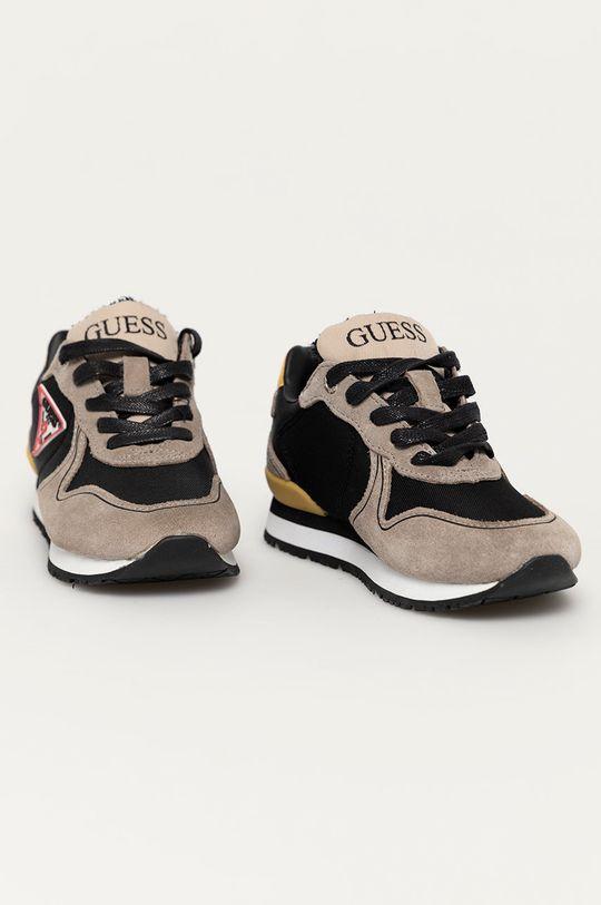 Guess Jeans - Dětské boty černá