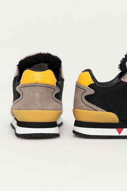 Guess Jeans - Dětské boty  Svršek: Umělá hmota, Textilní materiál, Přírodní kůže Vnitřek: Umělá hmota, Textilní materiál, Přírodní kůže Podrážka: Umělá hmota