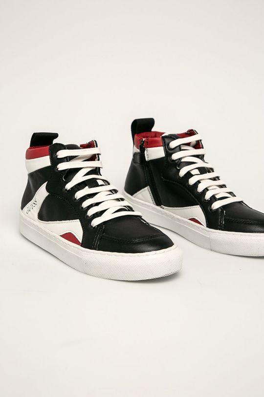 Guess Jeans - Detské topánky čierna