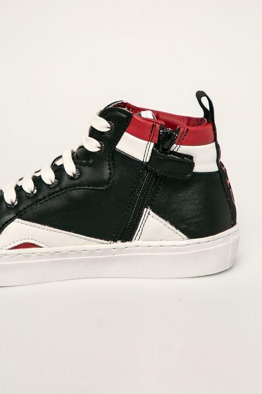 čierna Guess Jeans - Detské topánky