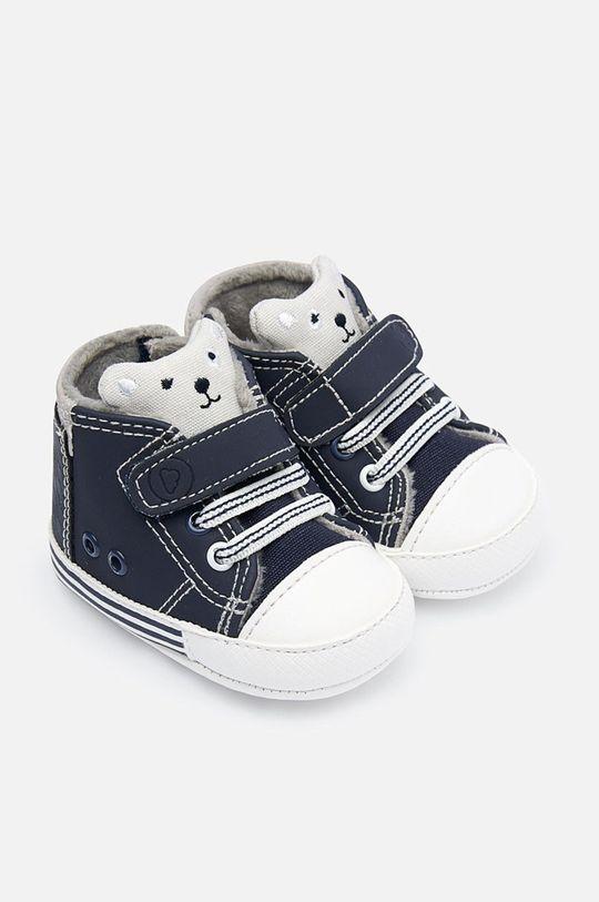 modrá Mayoral - Detské topánky 15-19 Chlapčenský