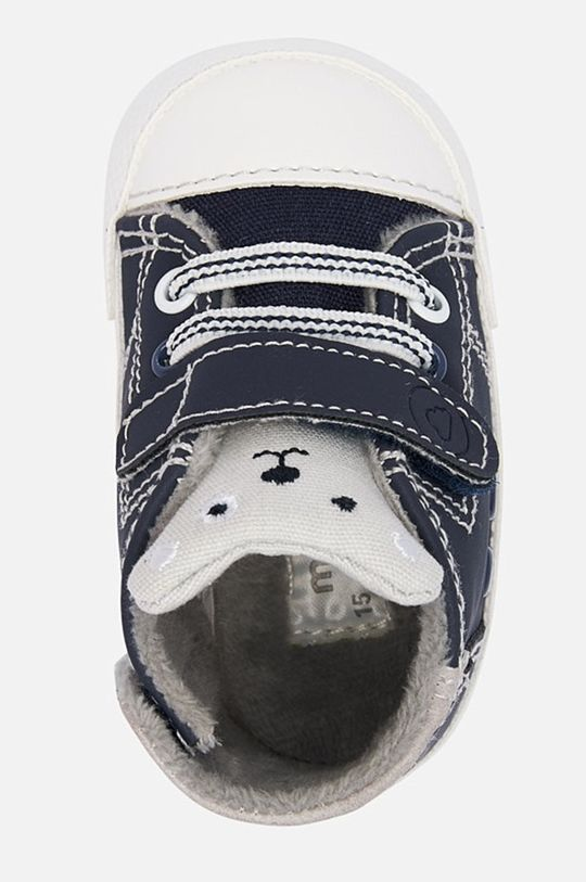 Mayoral - Detské topánky 15-19  Zvršok: 20% Bavlna, 80% Polyuretán Vnútro: 100% Polyester Podrážka: 100% Polyuretán