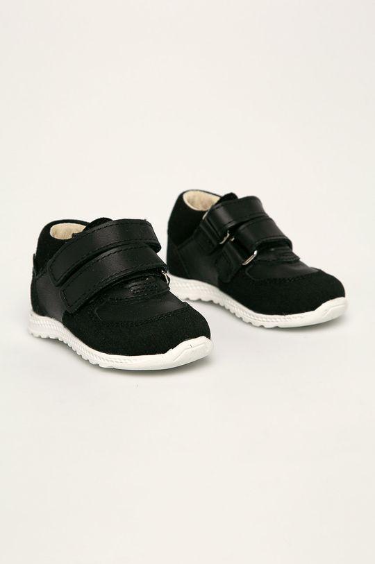 Mrugała - Detské topánky čierna
