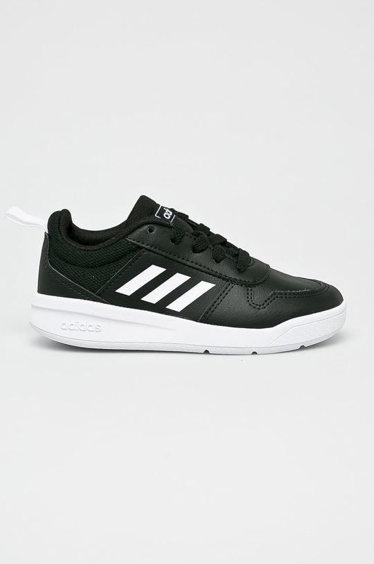 czarny adidas Performance - Buty dziecięce Tensaur K Chłopięcy