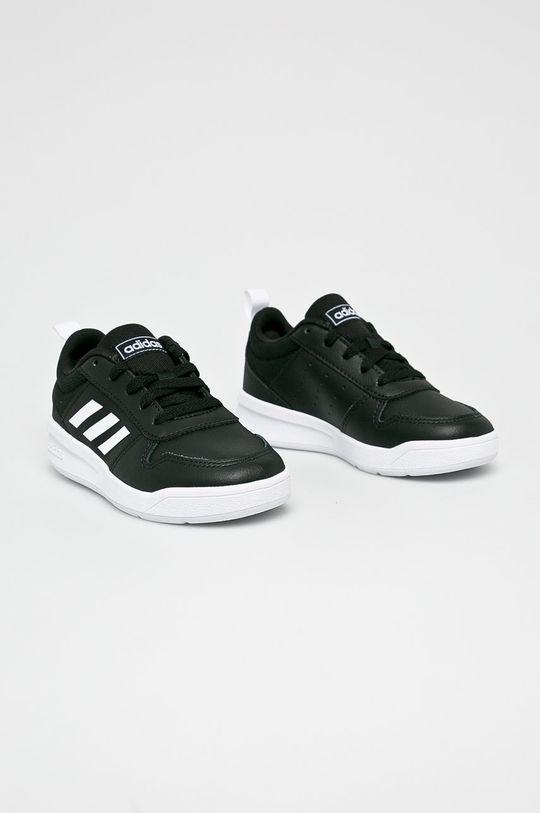 adidas Performance - Buty dziecięce Tensaur K czarny