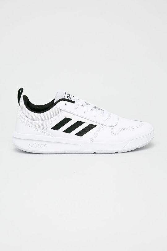 alb adidas - Pantofi copii Tensaur De băieți