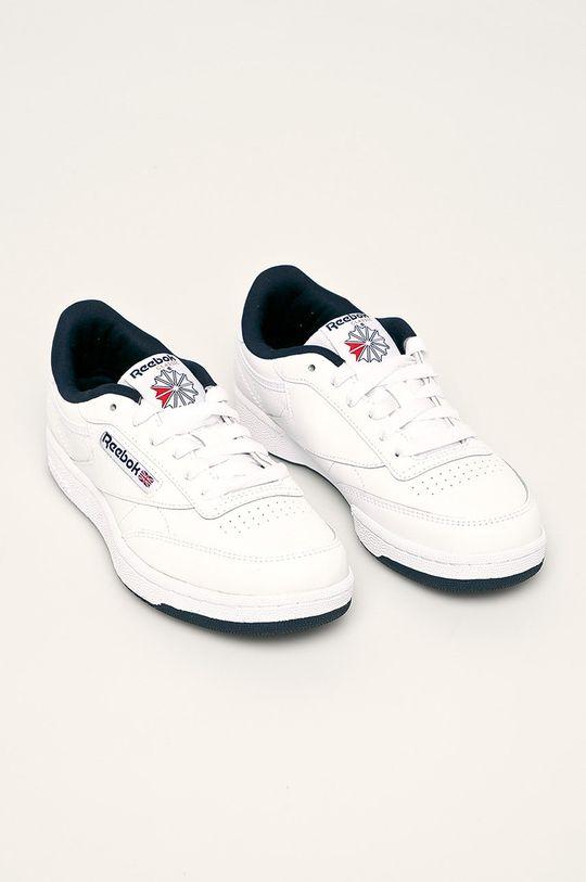 Reebok Classic - Dětské boty Club C bílá