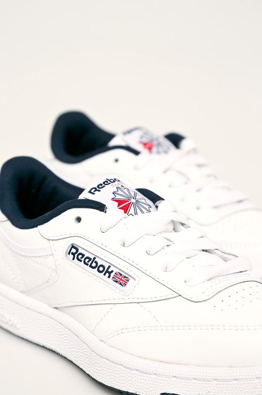 bílá Reebok Classic - Dětské boty Club C