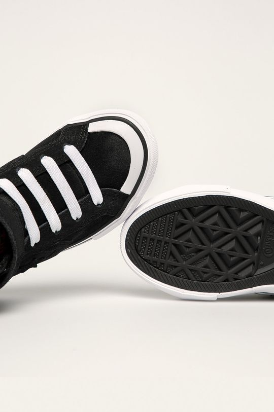 čierna Converse - Detské tenisky