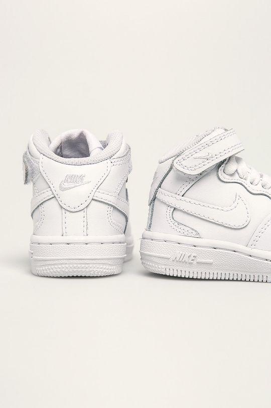 Nike Kids - Pantofi copii Air Force 1 Mid Gamba: Piele naturala Interiorul: Material textil Talpa: Material sintetic