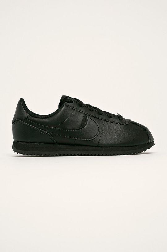 čierna Nike Kids - Detské topánky Cortez Basic Sl Chlapčenský