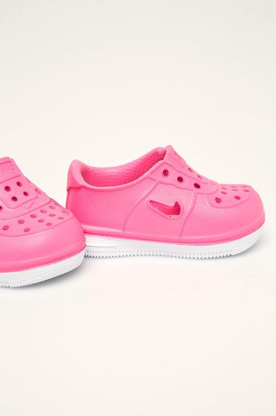 Nike Kids - Дитячі черевики  Foam Force 1 рожевий