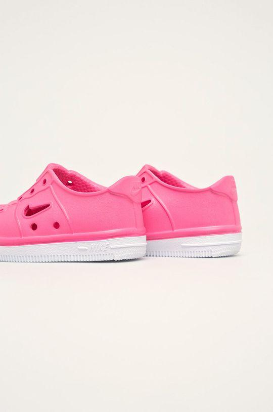 Nike Kids - Дитячі черевики  Foam Force 1  Халяви: Синтетичний матеріал Внутрішня частина: Синтетичний матеріал Підошва: Синтетичний матеріал