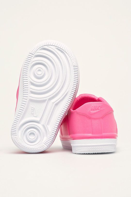 ružová Nike Kids - Detské topánky Foam Force 1