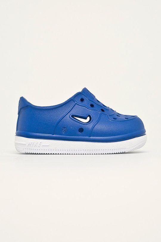 блакитний Nike Kids - Дитячі черевики  Foam Force 1 Для хлопчиків