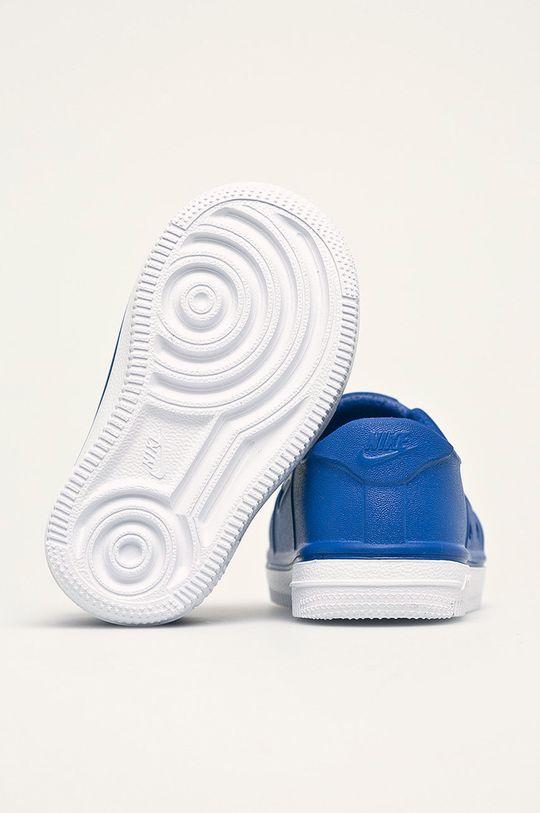 блакитний Nike Kids - Дитячі черевики  Foam Force 1