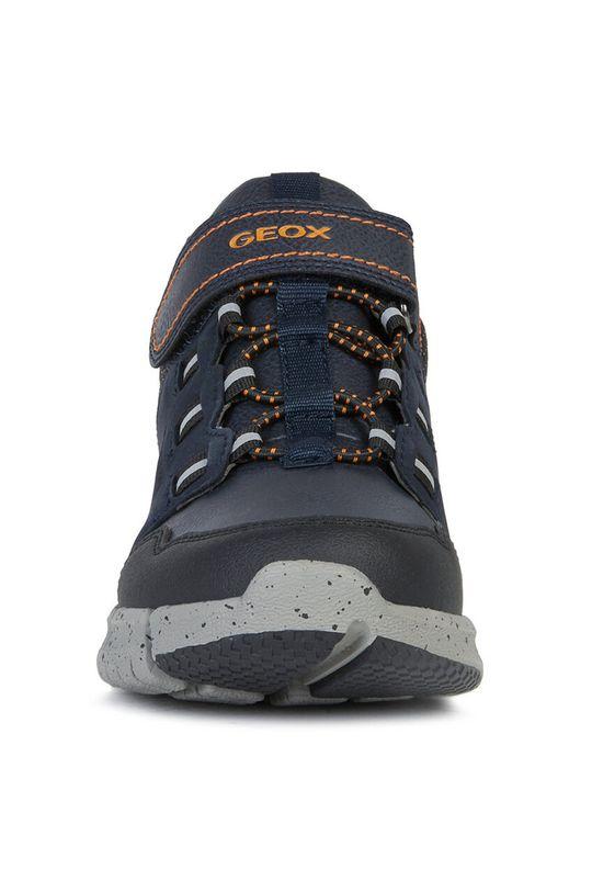 Geox - Detské topánky  Zvršok: Prírodná koža Vnútro: Syntetická látka, Textil Podrážka: Syntetická látka