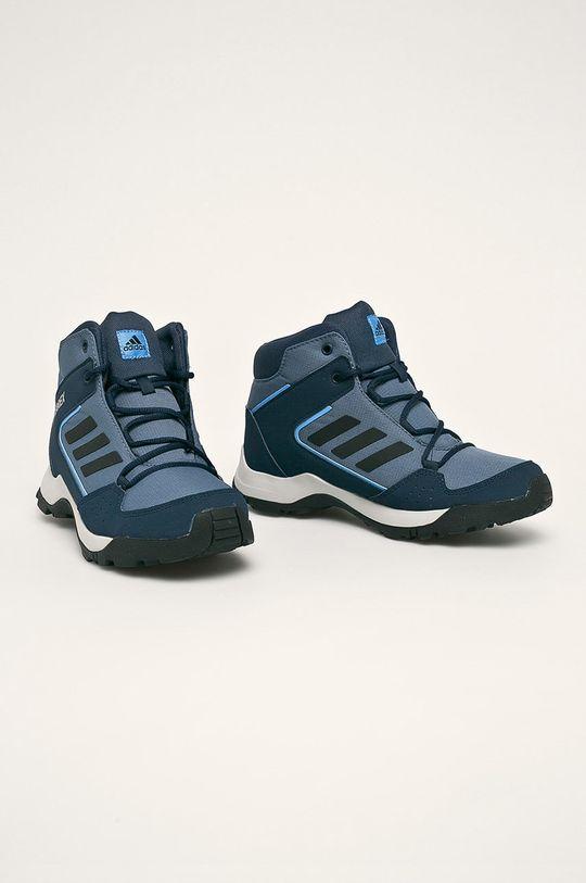 adidas Performance - Detské topánky Terrex Hyperhiker tmavomodrá