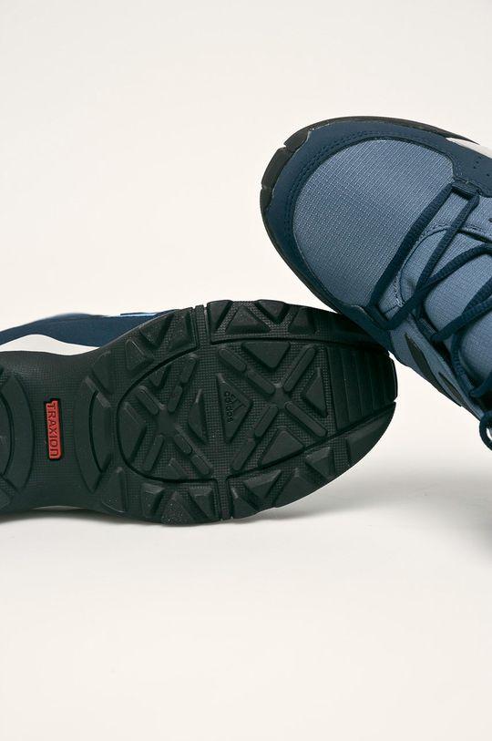 tmavomodrá adidas Performance - Detské topánky Terrex Hyperhiker