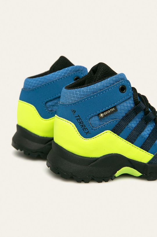 adidas Performance - Buty dziecięce Terrex Mid Gtx I Cholewka: Materiał syntetyczny, Materiał tekstylny, Podeszwa: Materiał syntetyczny, Wkładka: Materiał tekstylny