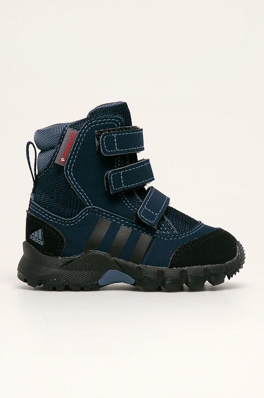 námořnická modř adidas Performance - Dětské boty CW Holtanna Snow Cf I Chlapecký