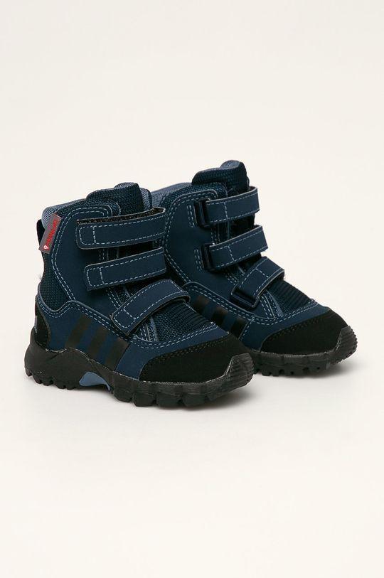 adidas Performance - Dětské boty CW Holtanna Snow Cf I námořnická modř