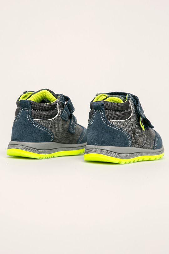 Primigi - Detské topánky  Zvršok: Syntetická látka, Prírodná koža Podrážka: Syntetická látka Vložka: Textil, Prírodná koža