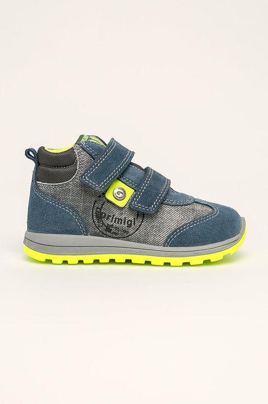 modrá Primigi - Dětské boty Chlapecký