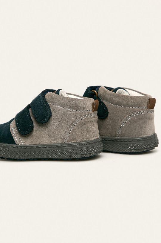 Primigi - Dětské boty Svršek: Semišová kůže Vnitřek: Přírodní kůže Podrážka: Umělá hmota