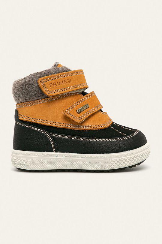 žltá Primigi - Detské topánky Chlapčenský