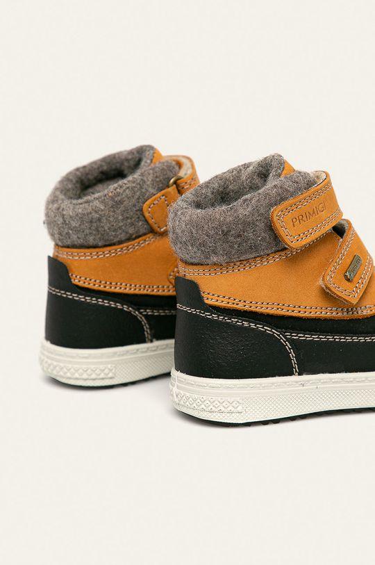 Primigi - Detské topánky  Zvršok: Syntetická látka, Prírodná koža Vnútro: Textil Podrážka: Syntetická látka