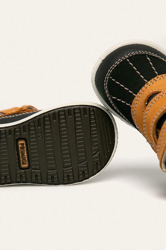 žltá Primigi - Detské topánky