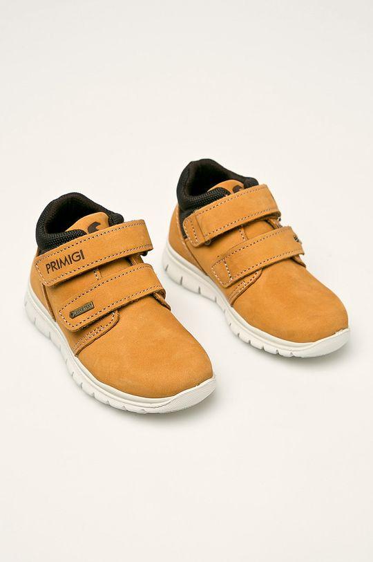 Primigi - Detské topánky jantárová