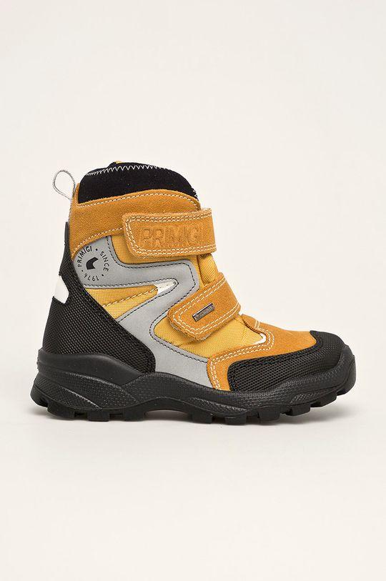 jantarová Primigi - Dětské boty Chlapecký