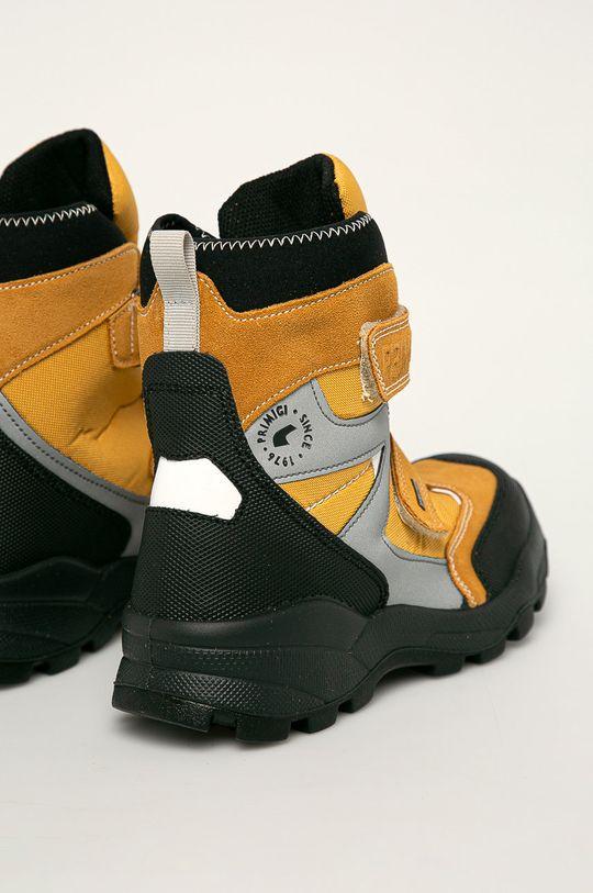 jantarová Primigi - Dětské boty