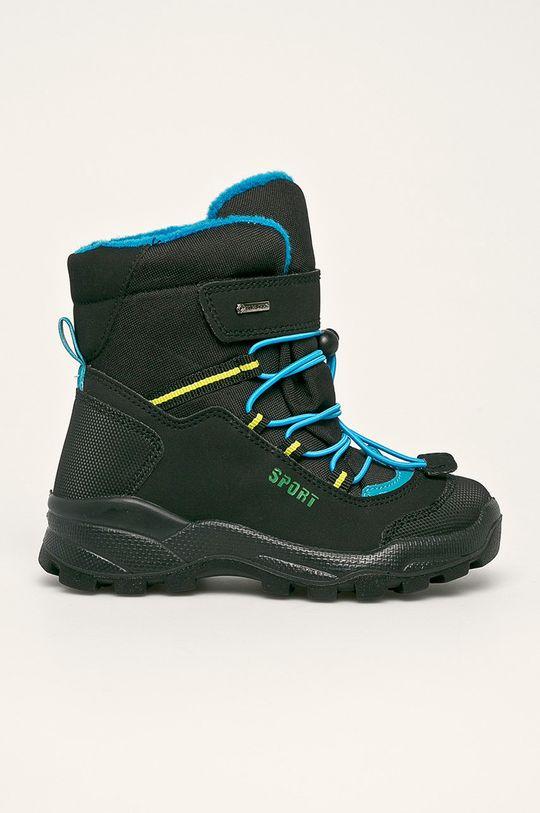 černá Primigi - Zimní boty Chlapecký