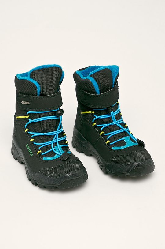 Primigi - Zimní boty černá