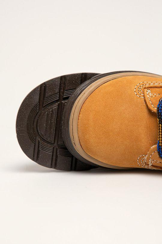 zlatohnědá Primigi - Dětské boty