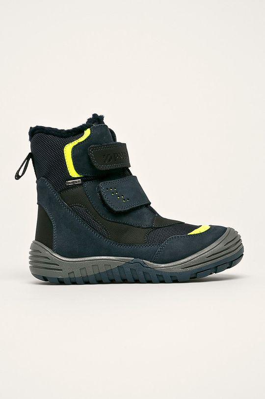 tmavomodrá Primigi - Detské topánky Chlapčenský