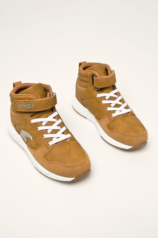 Primigi - Dětské boty hnědá