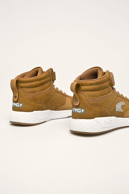 Primigi - Dětské boty Svršek: Umělá hmota Vnitřek: Textilní materiál Podrážka: Umělá hmota Vložka: Přírodní kůže