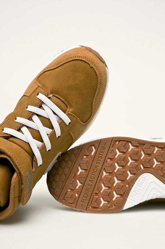 hnědá Primigi - Dětské boty