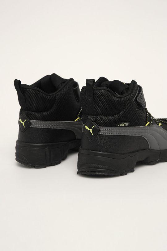 černá Puma - Dětské boty