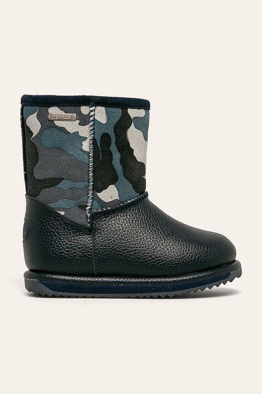 bleumarin Emu Australia - Pantofi copii Commando Trigg De băieți