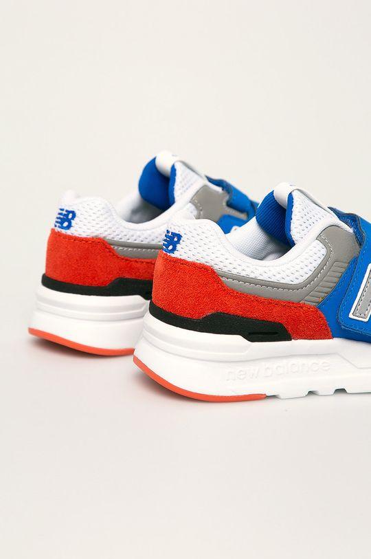 New Balance - Детски обувки PZ997HZJ  Горна част: Синтетичен материал, Естествена кожа Вътрешна част: Текстилен материал Подметка: Синтетичен материал